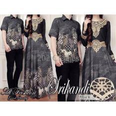 Model Couple Srikandi- Baju Muslim Pasangan Sarimbit Pesta Mewah Murah Terbaru