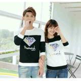 Jual Model Sweater Pasangan New Diamond White Dki Jakarta