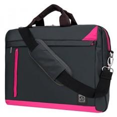 Modern Laptop Sleeve Pouch Shoulder Bag Carrying Case 15.6 Inci untuk HP Envy/15/250 G4 Notebook/ EliteBook/Omen Pro Mobile Workstation/ProBook/ZBOOK-Intl