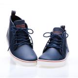Spesifikasi Modis Tahan Air Tergelincir Renda Sepatu Karet Sepatu Boots Hujan Biru Sepatu Pria Sepatu Safety Sepatu Boots Pria Lengkap Dengan Harga
