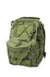 Jual Molle Taktis Sling Chest Bag Assault Pack Shoulder Bag Hijau Tentara Hong Kong Sar Tiongkok