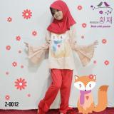 Momo99 Baju Setelan Anak Perempuan Muslim Promo Beli 1 Gratis 1