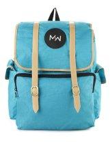Promo Monday2Weekend M2W Bp005 Waterproof Backpack Tosca