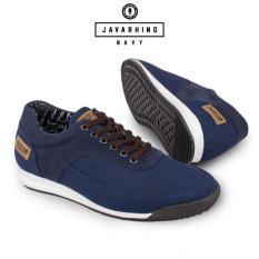 Harga Sepatu Casual Sneakers Pria Prodigo Javarhino Navy Prodigo Footwear Indonesia