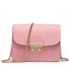 Katalog Zeebee Mini Sling Bag Monica Pink Terbaru