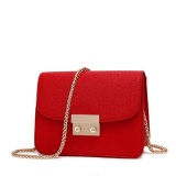 Jual Zeebee Mini Sling Bag Monica Red Baru