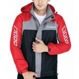 Promo Jaket Motor Pria Windbreaker Hoodie Gunung Parasut Rrl 108 Raindoz Clothing Terbaru