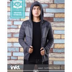 Spek Sweater Rajut Hoodie Pria Premium Quality Jaket Kupluk Sdl 921 Jawa Barat
