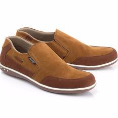 Katalog Sepatu Pria Sneaker Slip On Casual Formal Pantofel Kulit Suede Terbaru