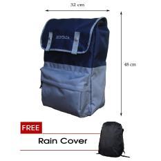 Ulasan Montaza Street Laptop Bag 17 Inch Tas Ransel Serut Pria Wanita Ms 01 Tas Outdoor Gunung Camping Mini Carrier Travel Mudik Lebaran Army Tactical Besar Jumbo