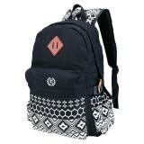 Ulasan Lengkap Tentang Tas Ransel Laptop Canvas Backpack Sekolah Pria Wanita Rmn 3