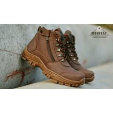 +moofeats+ Terlaris sepatu boot SAFETY moofeats ELASTICO ORIGINAL