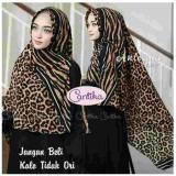 Review Tentang Mooie Kerudung Hijab Jilbab Instan Khimar Syari Leopard Antem Combi Cantika