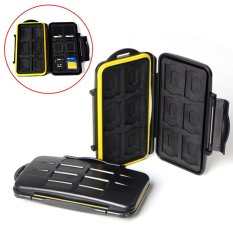 Harga Moonar Multifungsi Tahan Air Shockproof Penyimpanan Case Kartu Memori Internasional Lengkap