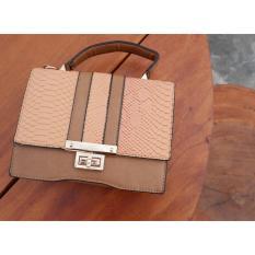 Spesifikasi More584 Aston Camel Handbag Slingbag Tas Import Camel Handbag 3218 More584 Terbaru