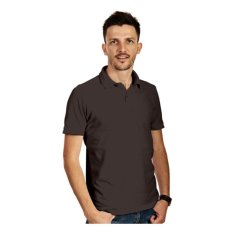 Morning Whistle Brown American Eagle Polo - Cokelat
