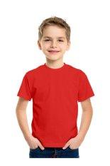 Morning Whistle Kids Red Cardinal - Merah