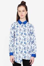 Morphidae  Women Clothing Tops Blouses & Shirts  Wanita Busana Atasan Blus & Kemeja Multicolor Kombinasi Diskon discount murah bazaar baju celana fashion brand branded