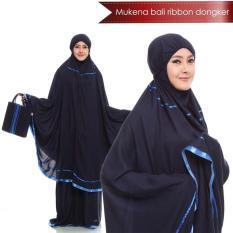 Moscow/Mukena katun bali/Mukena murah/Mukena Trendy/Perlengkapan sholat/Mukena Bali pita