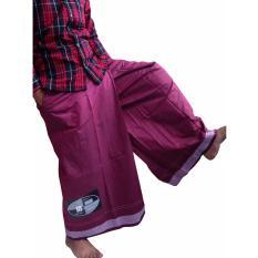 Review Toko Mosino Sarung Celana Pria Merah
