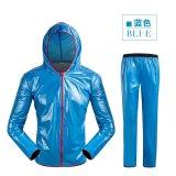 Jual Beli Online Pengendara Sepeda Motor Motor Bersepeda Gunung Outdoor Split Raincoat Rain Pants Suit Tabir Surya Tahan Air Poncho Riding Pakaian