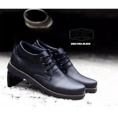 MRJ Sepatu Boots pendek Pria / MR JOE ORIGINAL / MRJ COLE ( HITAM )