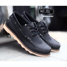 MRJ Sepatu Boots Tinggi Pria / MR JOE ORIGINAL / MRJ NERSON - SEPATU BRODO BOOTS ZAPATO
