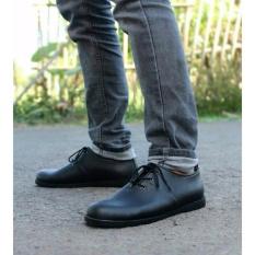 MRJ Sepatu Brodo Boots Pria / Sepatu MADE ORIGINAL / Sepatu Boots Pria MADE BRODLOW ( HITAM )