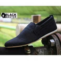 MRJ Sepatu Pria slip on - Sepatu Loafer Pria - Sepatu Original Blackmaster - 91c6cdd13d