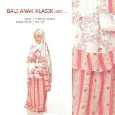 mukena anak Cantik 5-9 tahun Bali original
