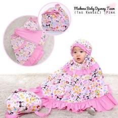 Mukena Anak Disney Tsum Size BABY (1-2 Tahun)