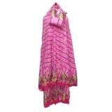 Beli Mukena Bali Kupu Salur Pink