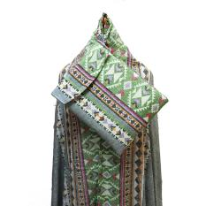Diskon Mukena Bali Nahwa Soft Abu Branded