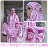 Harga Mukena Bali Naraya Tas Pesta Pink Branded