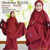Iklan Mukena Bali Polos Jannah Ready Stok
