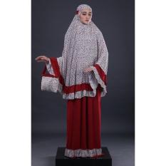 Mukena Best Seller/Best Seller/Fashion Muslim/Mukena/Busana Muslim Wanita/Fashion Bandung Gmbx5623