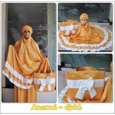 Mukena Dewasa Anzani Gold