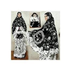 Review Toko Mukena Dewasa Muslimah Trendy Katun Jepang Bunga Online