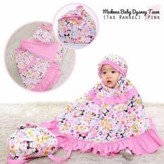 Berapa Harga Mukena Tsum Tsum Pink Anak Baby 1 2Tahun Di Indonesia