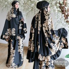 Mukena Fashionable - Mukena Serlin