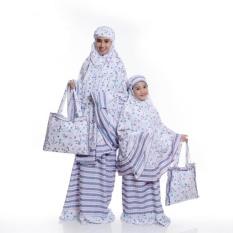 Diskon Produk Mukena Ibu Dan Anak Sabiya Tas Sejadah