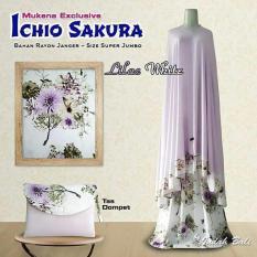 Mukena Ichio Sakura - Lilac White