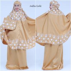 Mukena Jodha Gold Cantik