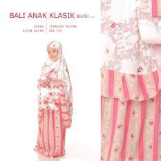 Mukena Katun Bali Klasik TK (2-4Th)