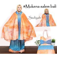 Jual Mukena Katun Jepang Salem Bali Model Korea M 005 K Di Bawah Harga
