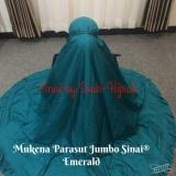 Toko Mukena Parasut Jumbo Sinai Emerald Tursina Indonesia