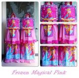 Toko Mukena Telekung Rukuh Anak Karakter Frozen Magical Story Pink Termurah Di Indonesia