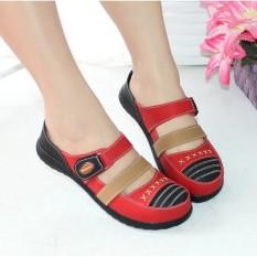 Mulan 1761 Sandal Sepatu Trendy
