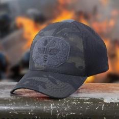 Obral Multicam Camo Outdoor Taktis Cap Berburu Militer Hiking Baseball Hat 4 Warna Intl Murah
