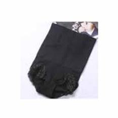 Diskon Besarmunafie Lace Long Slim Pant Kawat Penyangga Size Xl Xxl Hitam